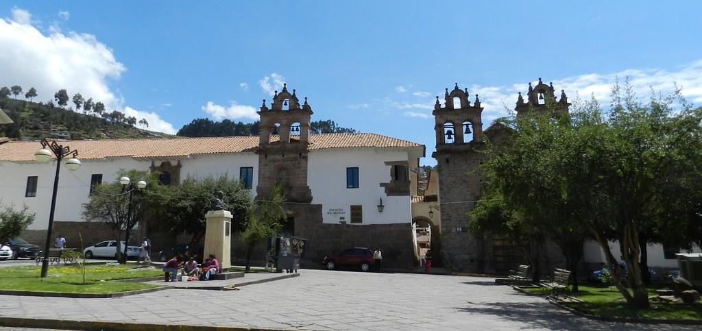 Cuzco Palacio Nazarenas Peru 05