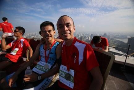 Swissôtel Vertical Marathon 2013