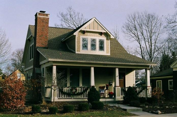 Zionsville house