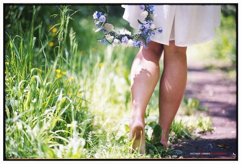 Colour Film Wedding Photography