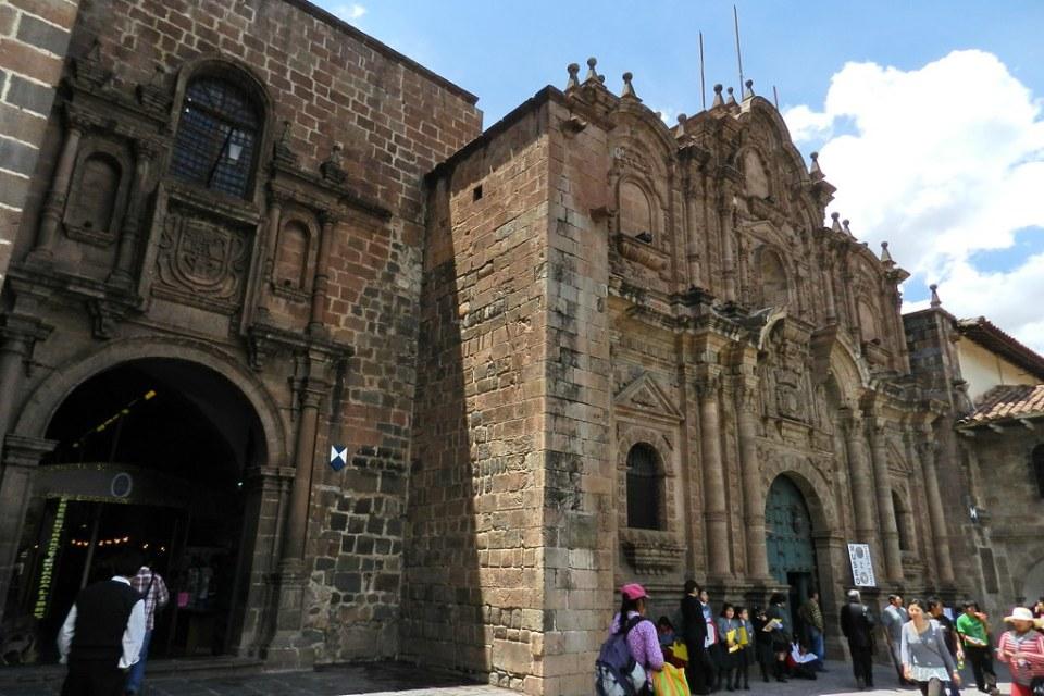 Cuzco Museo de Historia Natural Perú 01