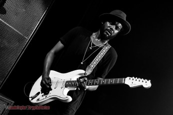 Gary Clark Jr @ Commodore Ballroom - April 13th 2016