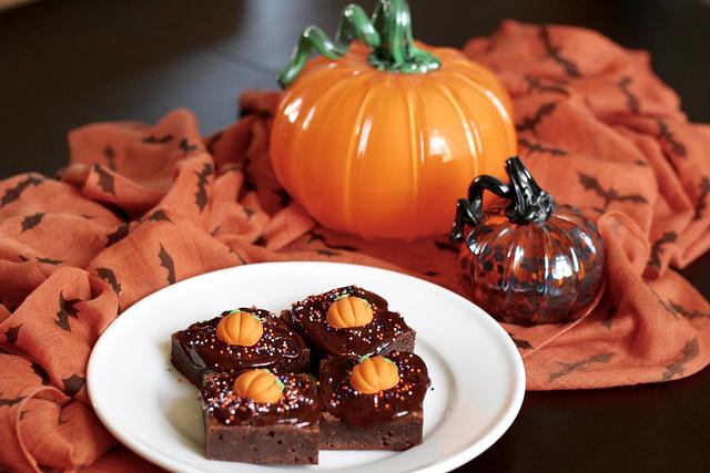 Milk Chocolate Malted Brownies - 13