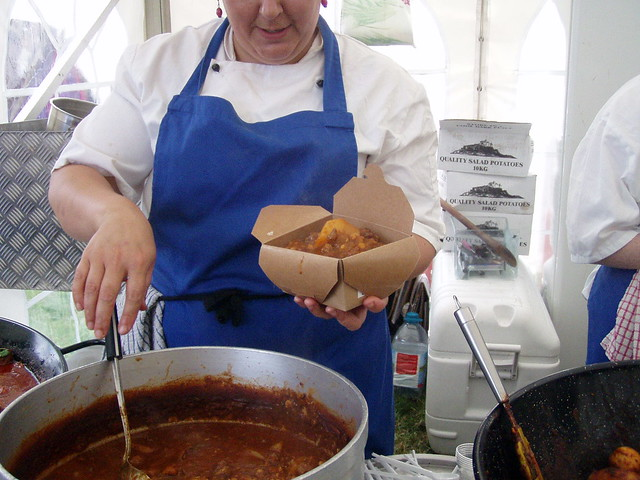 P1010008 Katie's Cornish Hot Pots, goat curry to go