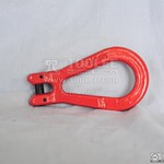 1608-Clevis Pear Shape Reeving Link G80