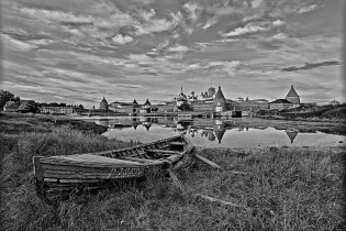 Solovetsky Islands.