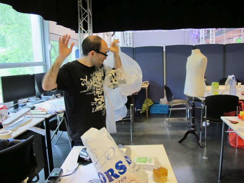 Interactive Inflatables Workshop