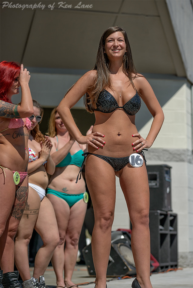 Bikini Contest at 2014 LOATP
