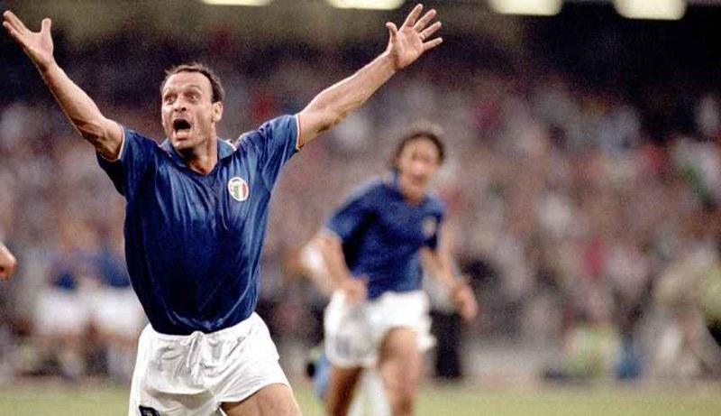 Italia '90, le notti magiche di Totò Schillaci