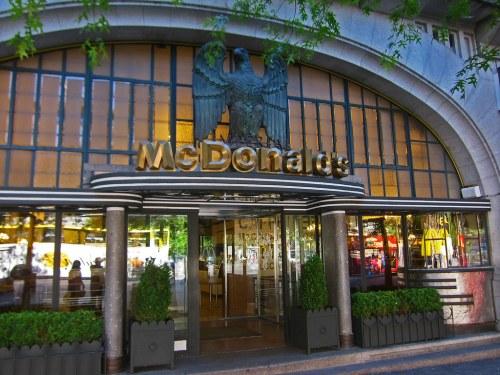 McDonald's Portugal, McDonalds