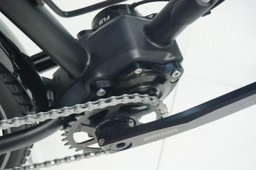 Eurobike 2014: VSF TX-1200 Pinion detail