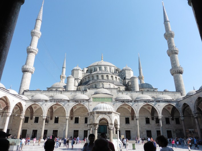 Patrimonios de la Humanidad visitados en el mundo.