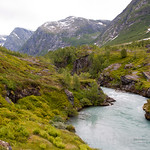 6 viajefilos en Noruega, Austerdalsbreen 05