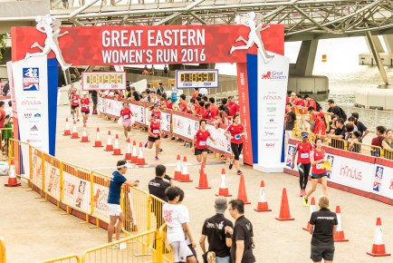 Great Eastern Women's Run 2016