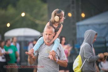 Crowd & Grounds @ Squamish Valley Music Festival - August 10th 2014