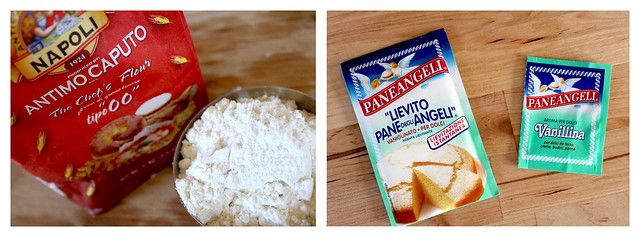 Italian Baking Ingredients