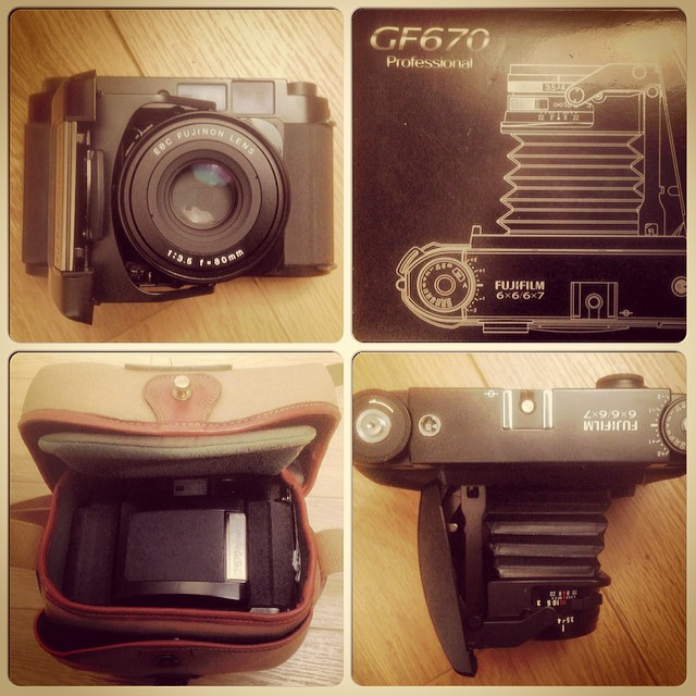 #fuji GF670 #mediumformatfilm #6x6 6x7 #camera #photography www.mrleica.com