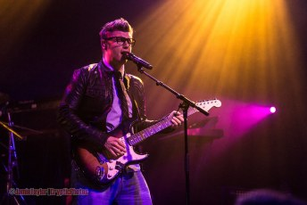 Nick Carter + The New Electric @ Venue Nightclub - November 23rd 2016