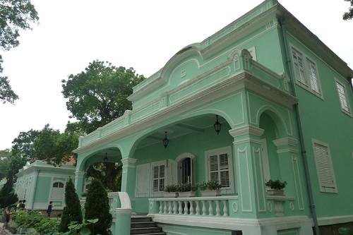 Taipa Houses–Museum