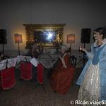 Viajefilos en el Carnaval de Venecia, cena de carnaval 09