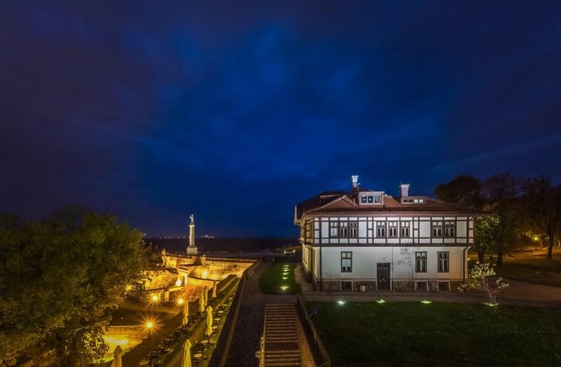 Blue Hour | Belgrade Fortress