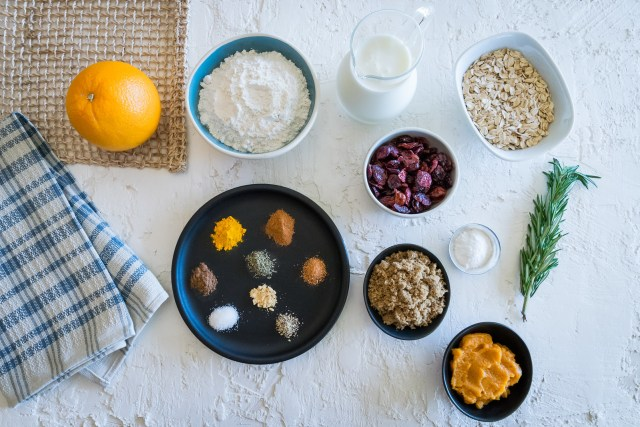 autumn-inspired ingredients