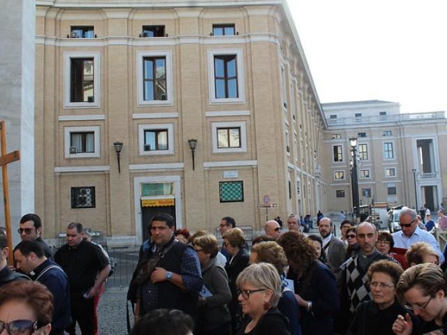 Giubileo diocesano a Roma
