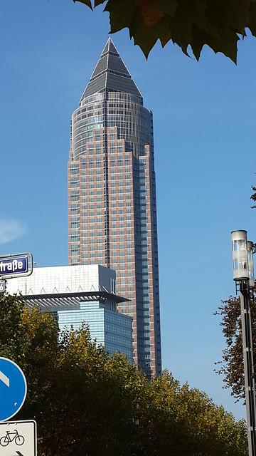Messeturm, Frankfurt am Main