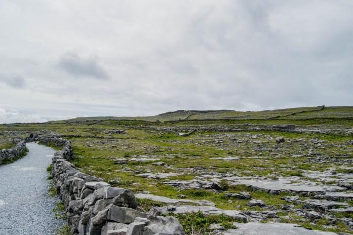 Inis Mór, la mayor de las Islas de Aran