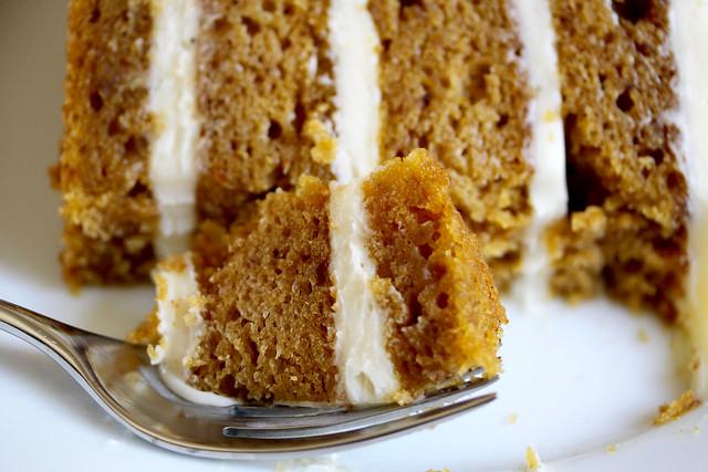 Pumpkin Olive Oil Cake - 42