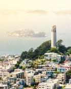 Tour Coit -visites privees en français de San Francisco avec www.frenchescapade.com