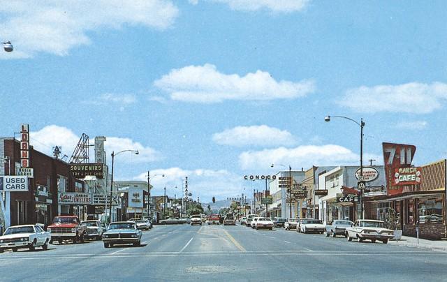 Main Street - Vernal, Utah