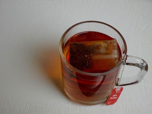 Cup of rooibos tea | A freshly drawn cup of rooibos tea. Per… | Flickr