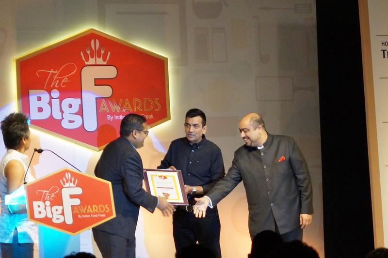 # The Big F Awards