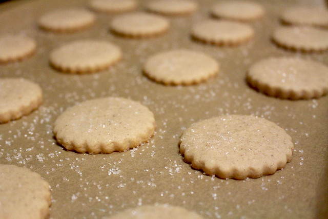 Eggnog Sandwich Cookies - 23