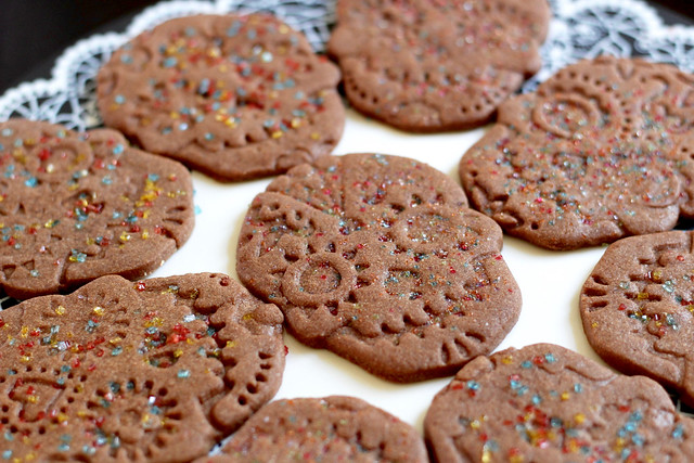 Chocolate Cinn Chipotle Cookies - 30
