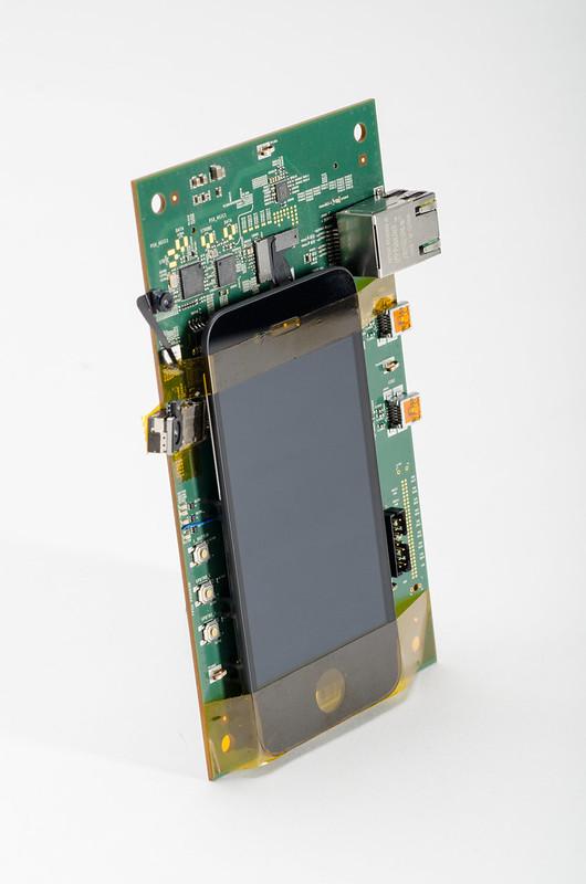 Apple iPhone 4 prototype