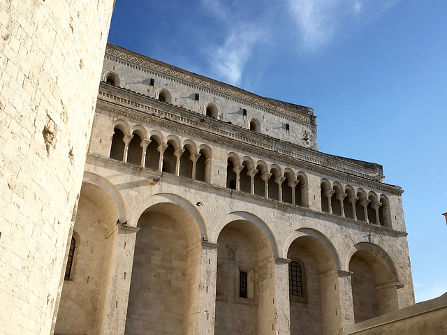 Puglia Bari Vecchia San Sabino - 1