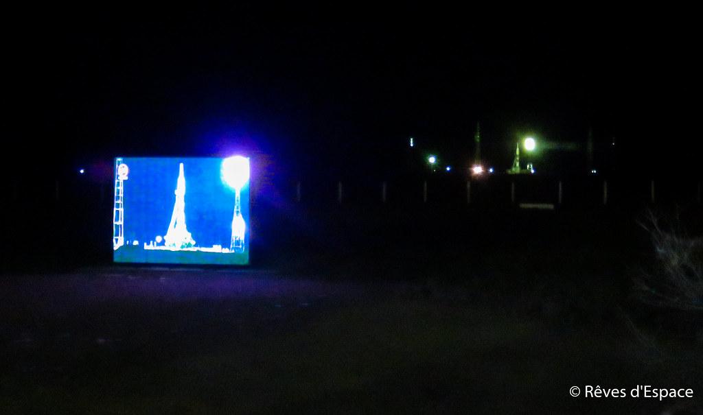 Site d'observation Pad 1 Soyouz