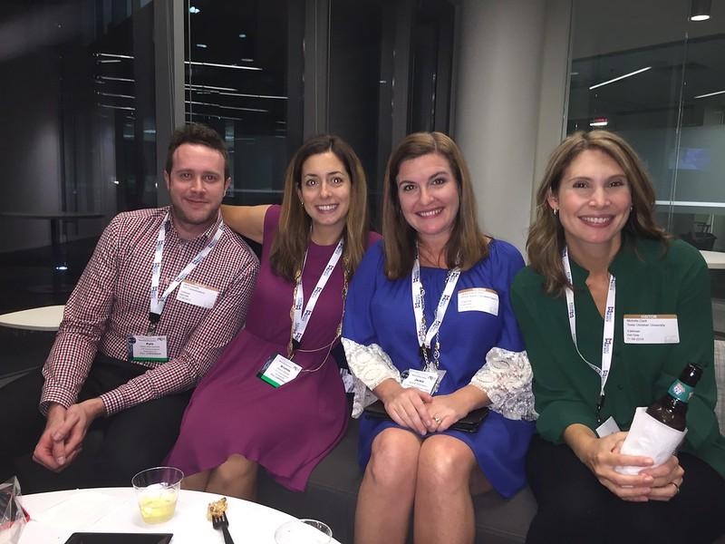 PRSA's Counselors to Higher Education's Reception at Edelman Atlanta