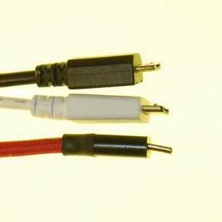 3 micro USB connectors