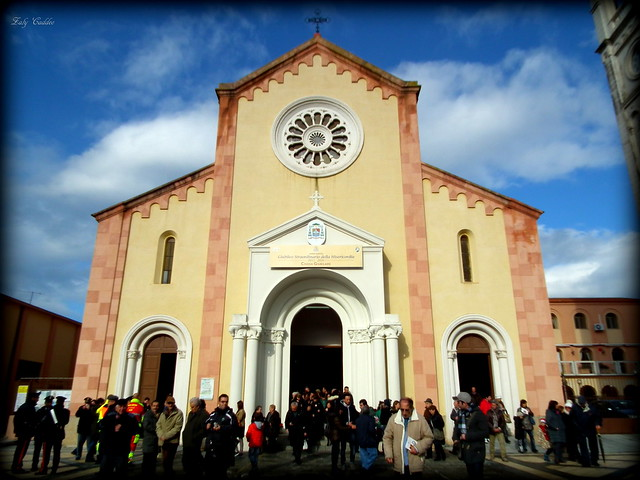 Giubileo Misericordia - Apertura Porta Santa - Palmi
