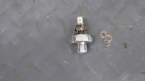 Inside Oil Pressure Sender