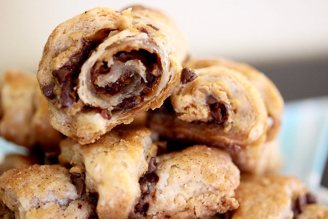 Gingerbread Speculoos Rugelach - 23