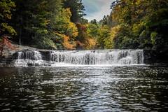 Cascade Lake and Hooker Falls-21