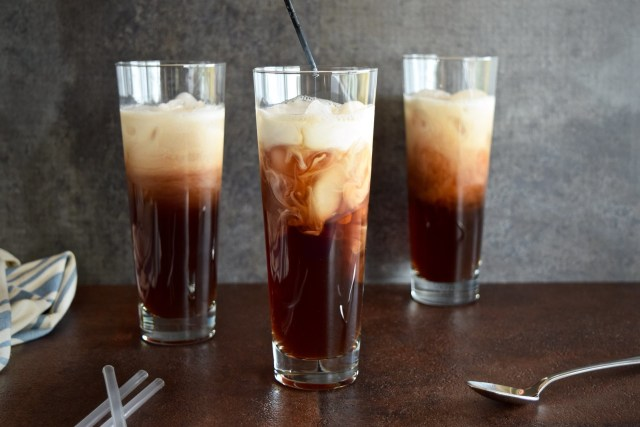 delicious thai iced tea