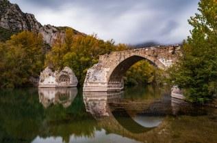 Ruinas del Puente Gótico, Camarasa