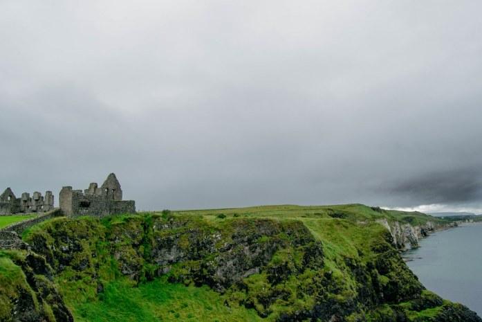 Acantilados Irlanda del Norte