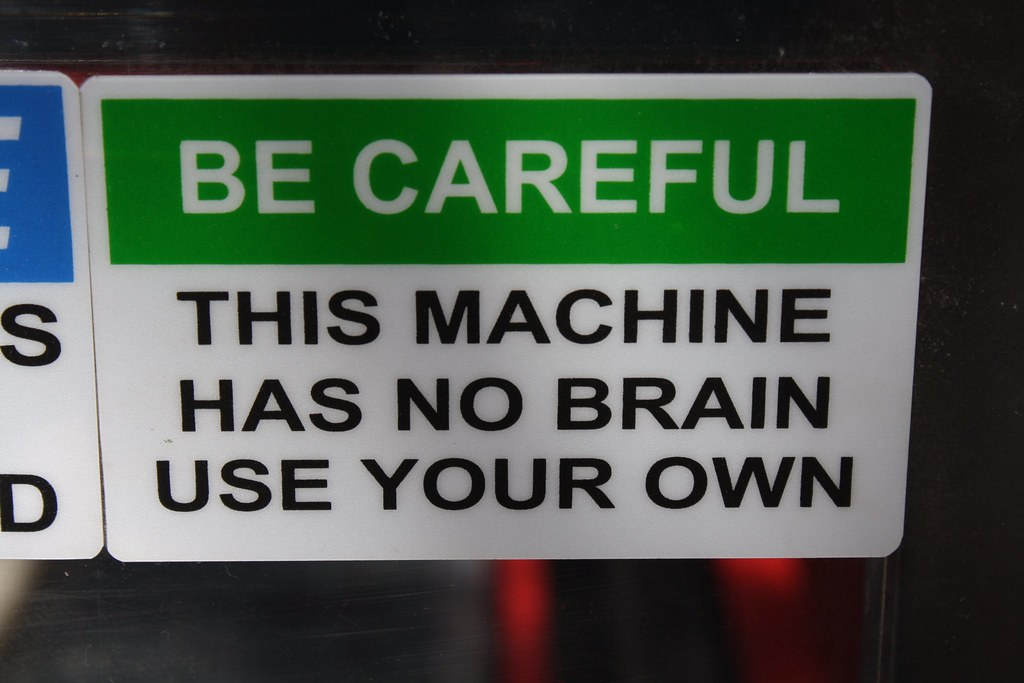 Stupid Machines