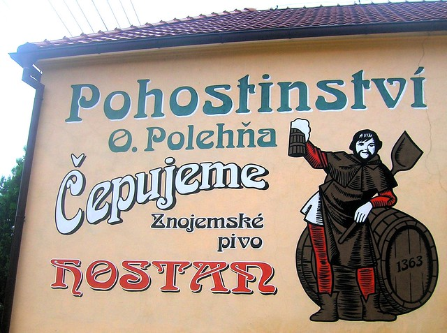 Znojmo beer by bryandkeith on flickr